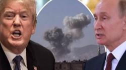 """Mỹ """"nổi đóa"""" lên án Nga, Syria vì không kích phiến quân"""