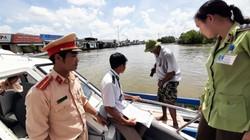 Bảo vệ đàn heo: Cà Mau lập chốt kiểm dịch cả trên bộ lẫn dưới sông