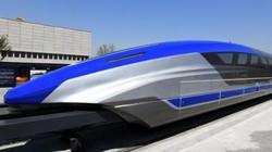 Trung Quốc thử nghiệm tàu siêu tốc chạy nhanh hơn cả đạn bắn
