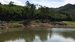 Nghệ An: Rủ nhau ra đập tắm, 5 em học sinh đuối nước thương tâm