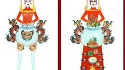 """Thiết kế trang phục """"bàn thờ"""": Đánh đổi văn hoá lấy sự chú ý?"""