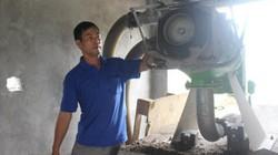 Trong trang trại lợn nghìn con sản xuất ra điện của nông dân 4.0