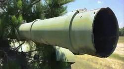 """""""Xe tăng T-72 Nga"""" bất ngờ xuất hiện ở căn cứ quân sự Mỹ"""