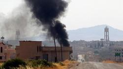 Đại chiến Syria: Phiến quân tấn công ồ ạt nhiều thành phố