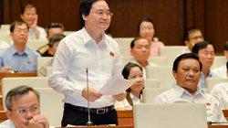 """Gian lận thi, Bộ trưởng Phùng Xuân Nhạ nhận trách nhiệm """"thiếu sót"""""""
