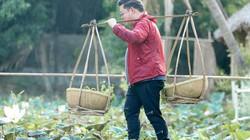 Ngọc Sơn, Đình Văn bật cười khi Quang Lê té làm gãy cầu dừa