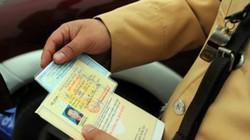 Mất giấy phép lái xe (bằng lái xe) có bị xử phạt?