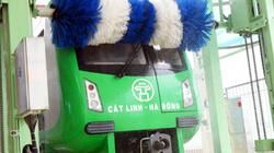 ẢNH: Bên trong khu rửa tàu tự động đầu tiên ở Việt Nam