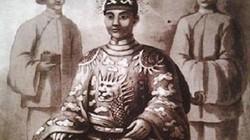 Vua Minh Mạng tử hình bố vợ vì... tham nhũng 30.000 quan tiền