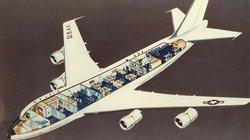 """Tổ lái """"máy bay ngày tận thế"""" của Không quân Mỹ tiết lộ bí mật sốc"""