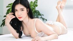 """Ngắm đường cong """"mê người"""" của Thanh Bi và 2 hot girl Kem Xôi"""