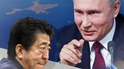 Nga-Nhật bất ngờ bùng nổ căng thẳng, tố nhau tăng cường quân đội