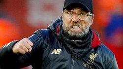 Thành tích tệ hại của Klopp ở chung kết khiến NHM Liverpool giật mình!