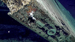 Xác tàu đắm 150 năm bí ẩn dưới đáy biển ở vịnh Mexico