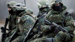 Đặc nhiệm Nga liêu xiêu vì bị phiến quân phục kích ở Syria