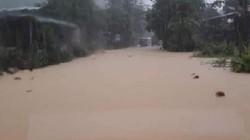 Sơn La: Mưa lớn, nhiều nơi ngập lụt, giao thông gián đoạn