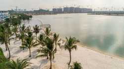 Chiêm ngưỡng thành phố biển Vinhomes Ocean Park sắp lộ diện