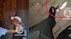 VIDEO: Khoảnh khắc khống chế kẻ manh động rút dao tấn công tổ 141