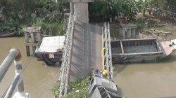 Vụ cầu sập ở Đồng Tháp: Có phải chỉ vì ô tô quá tải?