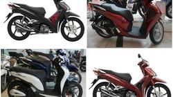 Bảng giá xe máy Honda tháng 6/2019: Xe ga đồng loạt giảm mạnh