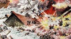 Trận hải chiến 10 vạn người chết, vua quan TQ ôm nhau nhảy xuống biển tự vẫn