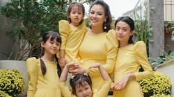 Cuộc sống của siêu mẫu Thu Phương với 2 con riêng của chồng hiện ra sao?