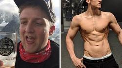 Bí quyết ăn uống giảm 30 kg của chàng bartender điển trai từng nặng 1 tạ