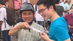Clip: Kết thúc buổi thi cuối môn chuyên, thí sinh Hà Nội nói gì?