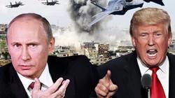 Trump nổi giận yêu cầu Putin, Assad, Iran ngừng ném bom Idlib
