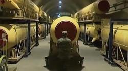 Đột nhập kho vũ khí khủng dưới lòng đất của Iran