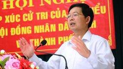 """Chủ tịch Bình Định Hồ Quốc Dũng: """"Tôi hứa mà không làm, cứ kỷ luật tôi"""""""