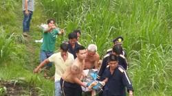 Clip: Kinh hãi vụ ô tô tông người rơi 10m xuống sông Tiền tử vong