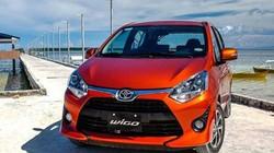 Sắp thêm 2 đối thủ, Toyota Wigo cuống cuồng giảm giá