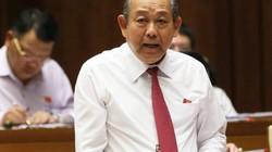 Phó Thủ tướng: Tăng mức phạt với vi phạm uống rượu, bia khi lái xe