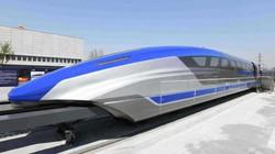 Trung Quốc ra mắt tàu đệm từ có vận tốc lên tới 600 km/h