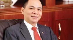 Vingroup niêm yết bổ sung cổ phiếu và lãnh hạt trung gian thanh toán của tỷ phú Phạm Nhật Vượng