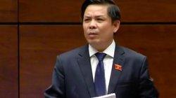 """Trả lời né tránh, Bộ trưởng Nguyễn Văn Thể bị ĐBQH """"truy"""" trách nhiệm dự án Cát Linh – Hà Đông"""