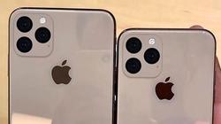 """Đây là hình ảnh khẳng định iPhone 11 và 11 Max có camera sau quá """"dị"""""""