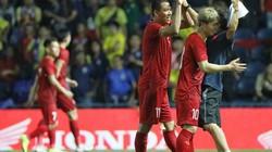 Hạ gục Thái Lan, Việt Nam tăng bao nhiêu bậc trên BXH FIFA?