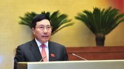 Phó Thủ tướng Phạm Bình Minh khẳng định chủ quyền Việt Nam tại Hoàng Sa, Trường Sa