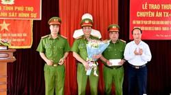 Vụ cướp ngân hàng ở Phú Thọ: Thưởng nóng lực lượng điều tra