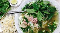 Những quán phở đậm chất Bắc, nổi đình nổi đám ở Sài Gòn