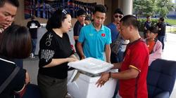 Xóa dớp trước Thái Lan, ĐT Việt Nam nhận quà đặc biệt