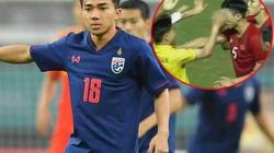 """""""Messi Thái Lan"""" phát ngôn gây sốc sau khi Văn Hậu bị tát trên sân cỏ"""