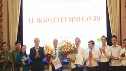 Ông Võ Văn Hoan, Ngô Minh Châu nhận quyết định Phó Chủ tịch UBND TP.HCM
