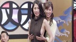 2 scandal trên truyền hình của hoa hậu Nhật, Anh