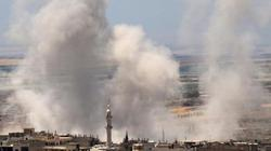 Đại chiến Syria: Cú đánh lớn phiến quân rụng tơi tả