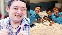 Chung kết King Cup Việt Nam - Curacao:Minh Vương nhận được tin nhắn từ danh hài Chiến Thắng