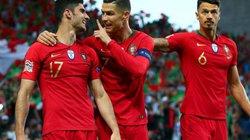 """Clip: Ronaldo """"tịt ngòi"""", Bồ Đào Nha vẫn vô địch Nations League"""