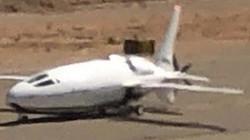 """Mỹ: Hé lộ hình ảnh máy bay """"hình viên đạn"""" tối mật chưa từng được công bố"""